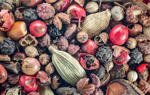 Gewürze - Spices